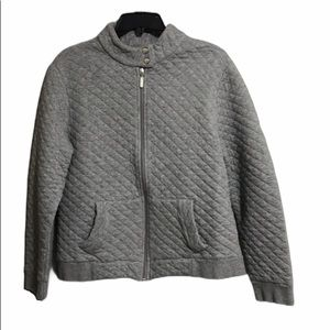 Style & Co. Sport Sweat Jacket Large